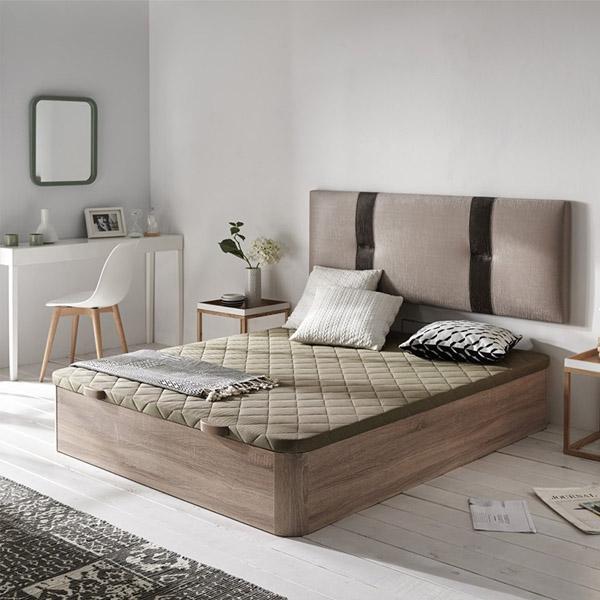 Canapé abatible reforzado