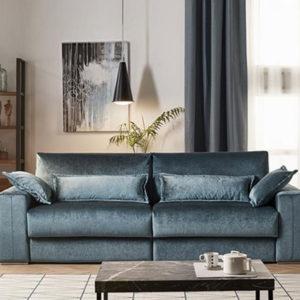 sofá deslizante