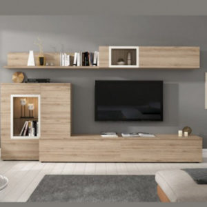 Mueble-roble-natural-alicante